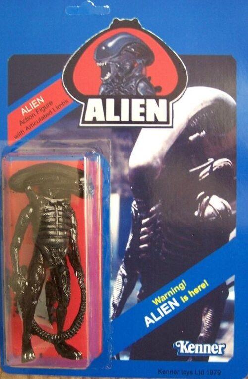 Alien 6 Kenner