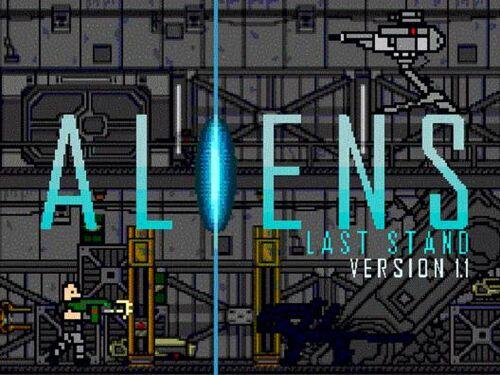 Aliens Last Stand