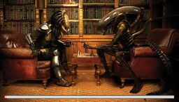 Aliens versus Predator1(flash)