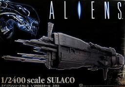 USS Sulaco Aoshima