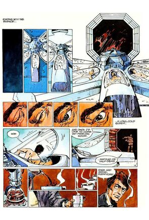 Alien the illustrated story2