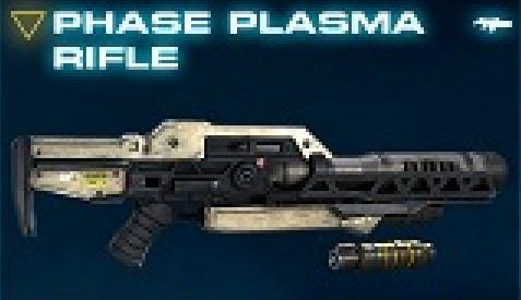 XM99A Plasma Pulse Rifle