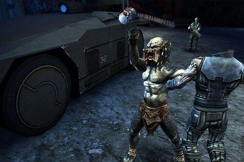 Alien vs Predator iOS1