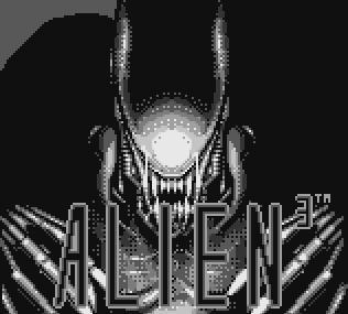 Game Boy version of Alien
