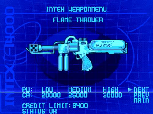 Flamethrower IPC