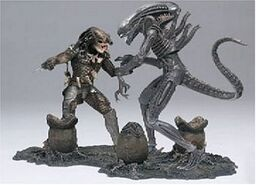 Alien Predator Series 5