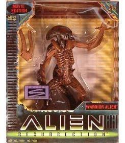 Warrior Alien Action Figure