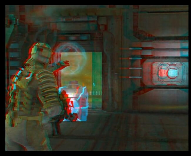 Dead Space in 3D (RedCyan) (10)