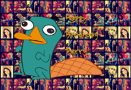 Happy birthday Perry! from Melo