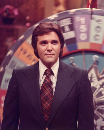 chuck woolery wheel of fortune
