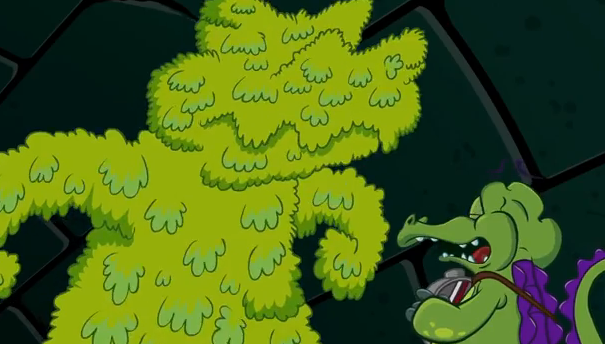meet swampy episodes of the game