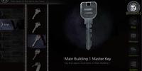 Classroom Master Key