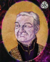 Orlando Oriundus portrait