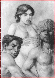 Betweener Trio Rokea
