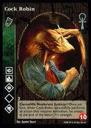 Cock Robin VTES card