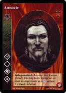 Annazir VTES card