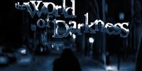 World of Darkness Character Sheet Pad