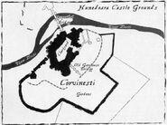 Huneadoara Castle Grounds