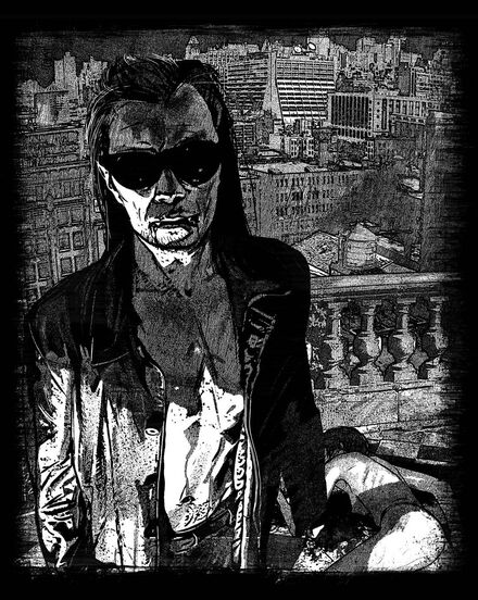 Vampire from the Requiem