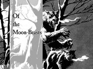 Lupine moon beast
