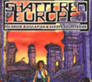 Shattered Europe: Psi Order Æsculapian and Europe Sourcebook