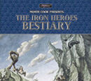 The Iron Heroes Bestiary