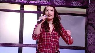Ashleigh Gray - The Wizard And I - on Patrick Monahan's Pick 'n' Mix
