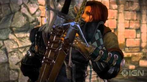 The Witcher 2 Assassins of Kings - Launch Trailer Love & Blood