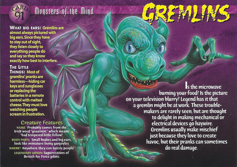 gremlins wierd nwild creatures wiki fandom powered by