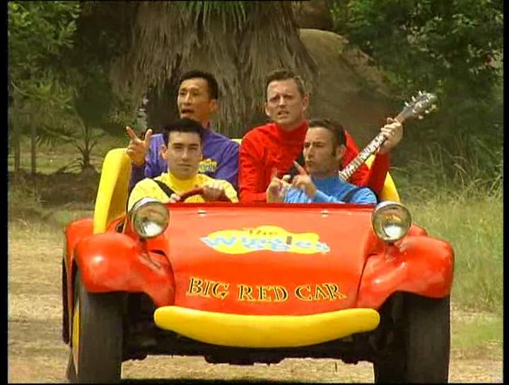 Dancing Hot Dog Car Toy