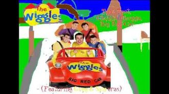 The Wiggles - Toot Toot, Chugga Chugga, Big Red Car (Both Greg & Sam generations)