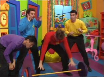 The Wiggles (TV Series 1) Muscleman Murray