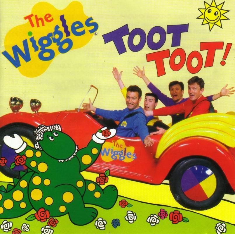 Toot Toot album Wigglepedia