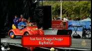 TootToot,ChuggaChugga,BigRedCar-2014ConcertSongTitle