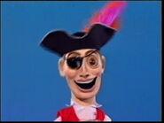 PuppetCaptainFeatherswordinGetReadyToWiggle(Puppets)