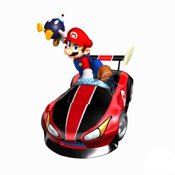 Wild wing wii wiki fandom powered by wikia for Coupe miroir mario kart wii