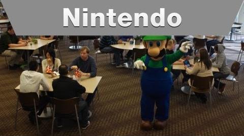 Luigi Does the Harlem Shake