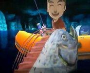 King of Herrings - Wii Fishing Resort Wiki King Of Herrings