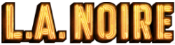 L.A. Noire Wiki-wordmark