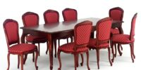 French Provincial Dining Room Table