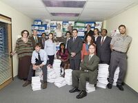 Office us cast