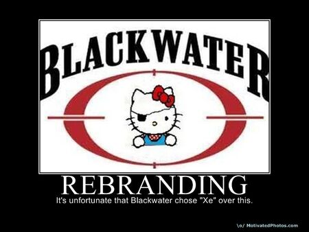 Blackwater-rebranding