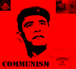 Commie obama with che