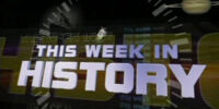 This Week in History