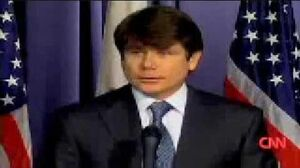 "Gov. Blagojevich Plays ""Sen"