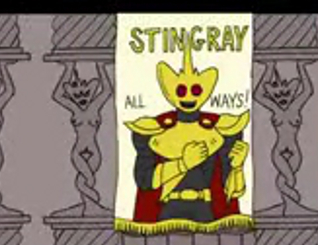 Stingray army