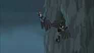 Bros Looking in Bat Roost