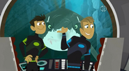 Shark! Behind you!