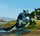 Crocodile;Gharial Power