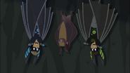 Bat Bros and Bite-sized Woken up